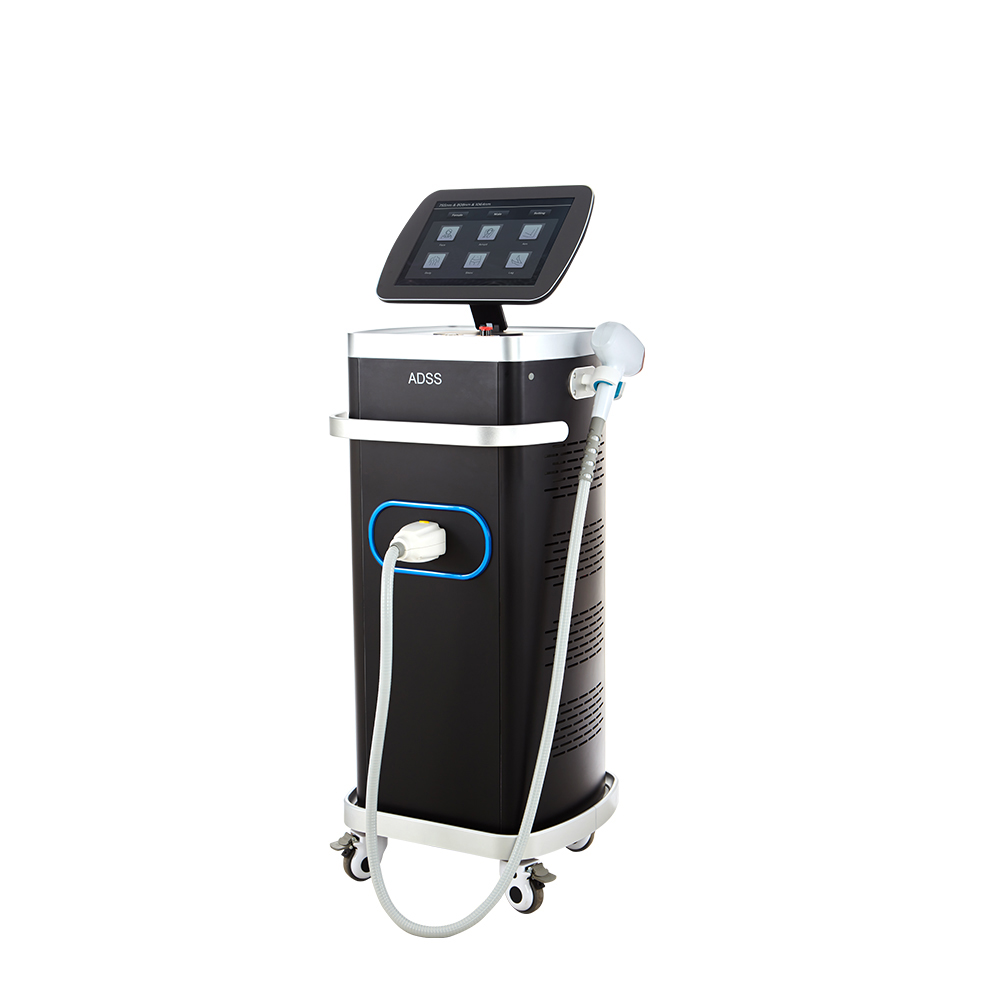 2020 ADSS NEW Hair removal 755nm/808nm/1064nm diode laser--FG2000D